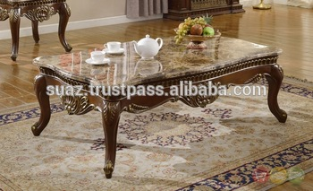Pleasant Marble Top Coffee Table Antique Designs Wooden Carving Sofa Center Table Buy Wood Center Table For Living Room Living Room Center Table Home Interior And Landscaping Oversignezvosmurscom