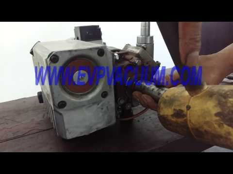 Rotary Vane Vacuum Pump SV020 Oil Seal Disassembly & Assembly-Single Stage Vacuum Pump