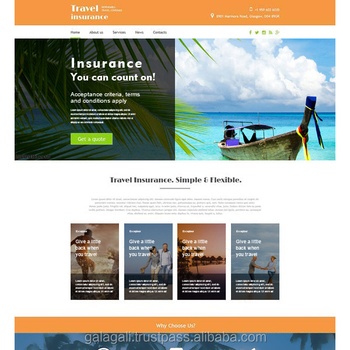 Travel Agency Web Portal Website Design And Web Development Service With  Seo - Buy Travel Website Design,Seo Service,Web Portal Website Design  Product