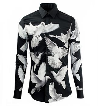 edcbaf08 Custom Sublimation Hawaiian Dress Shirt With Your Own Design - Buy ...