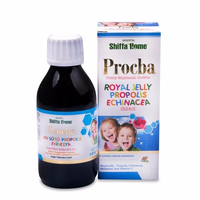 Bulk Foods Direct Procba Brand Herbal Cough Syrup ...