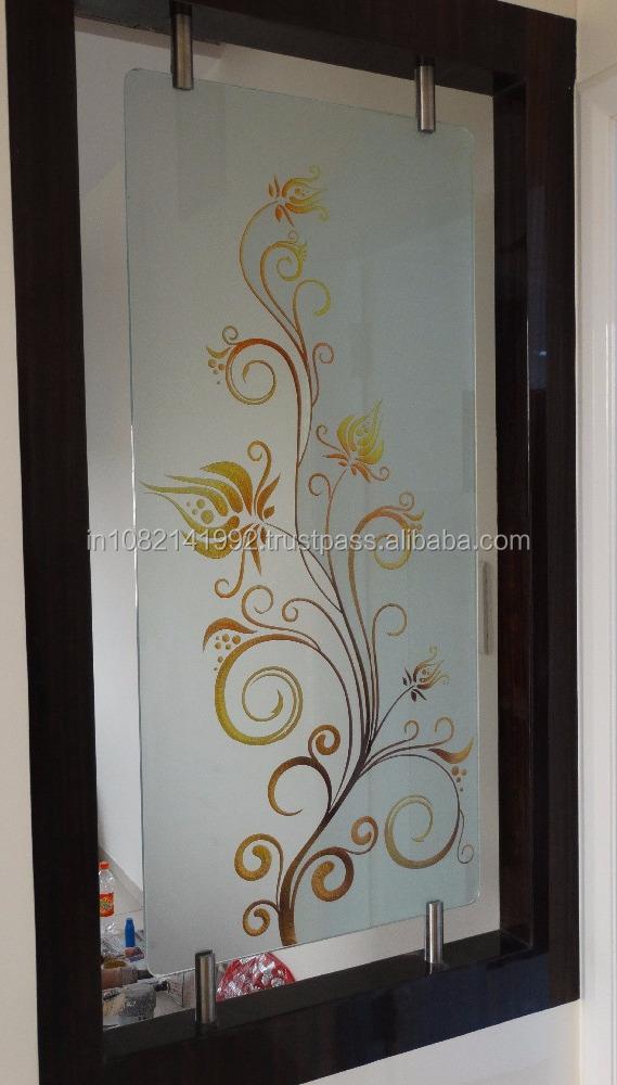 Ontdek de fabrikant mat glas kamer partitie van hoge kwaliteit