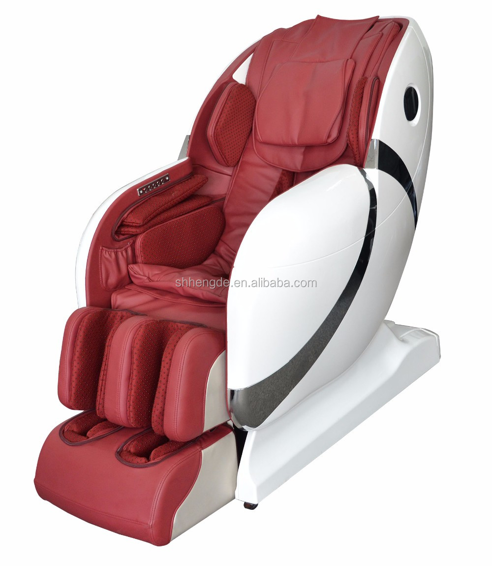 High Quality Hengde HD 812 2017 New SL Track Zero Gravity 3D PRO Massage Chair /