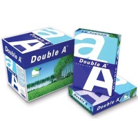 Double A A4 copy paper A4 copy paper 80gsm 75gsm factory price
