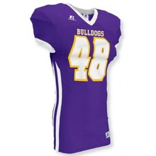 customized dri fit Youth American Football Practice Jersey / Sublimation Printed