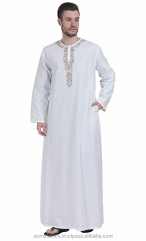 Of Arabian mens Muslim Men's Buy saudi Robes Daffah Dubai Mens Clothing Qatar Style Thobe's Thobe Thobes Islamic oCxBrde