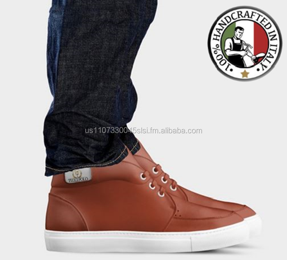 Tucci Fashion Italy Mid Derby Mens Classic Polo Shoe Made In afnrOaFXw