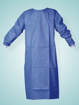 High Quality Nonwoven disposable Surgical Gown