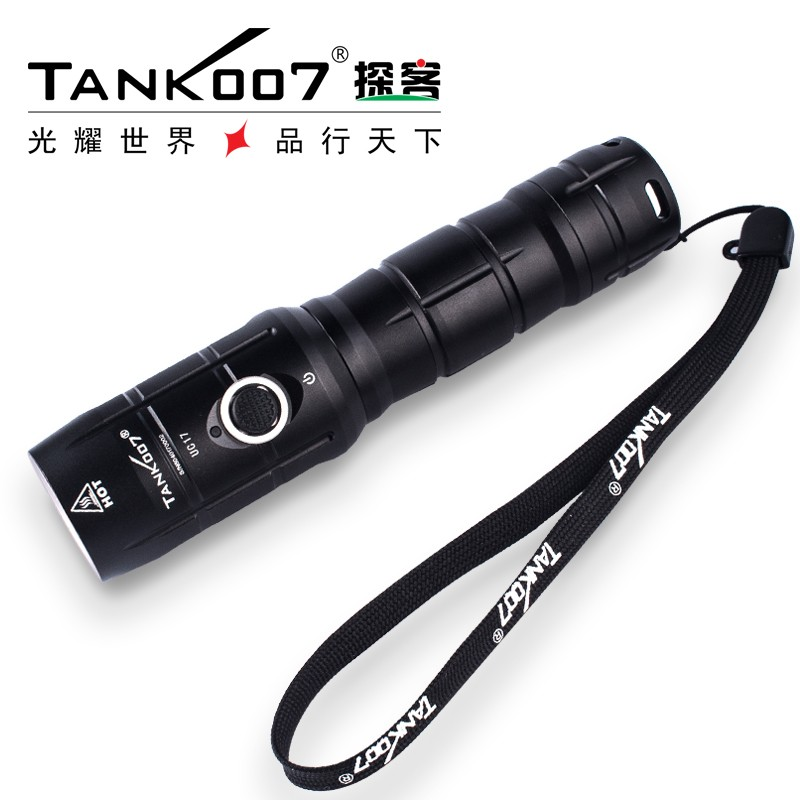 Flashlight Head 13 Led Very Strong Recarregavel Promotion