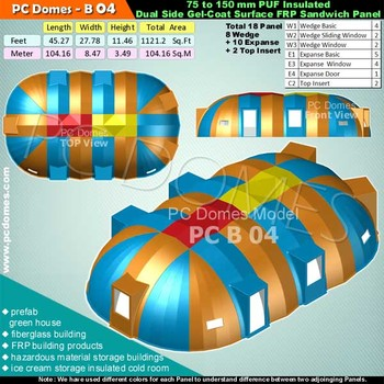 Frp Domes Uses,Hazardous Material Storage Buildings,Ice Cream Storage on nicest ice house, igloo ice house, texans ice house, ice house construction, ice house history, ice house plans, 19th century ice house, old ice house, ice house trailers, ice house roof design, ice water house,