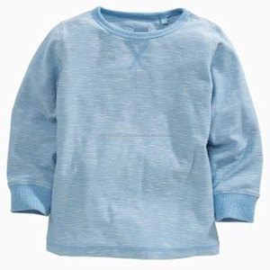 Oem service supply type and factory price new stylish sweat shirts 100% Ctn, Slub, Heavy Jersey, Children Boys Sweatshirt
