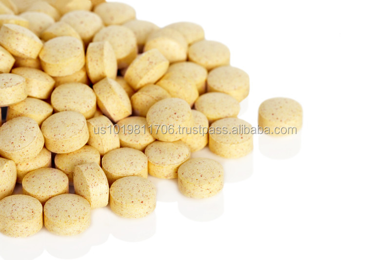 High Quality Nutritional Supplement (Tablets) Vitamin B C Complex