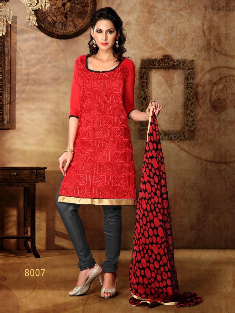 Vintage Style New Indian Salwar Kameez Ethnic Dress Women ...