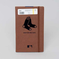 Journal Bound Leather 5 X 8.25 Boston Red Sox #83444 - Buy ...