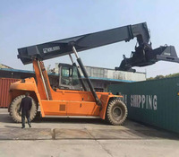 45 Tons Reach Stacker For Containers