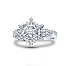 3D CAD/CAM jewelry models ready for sale of Engagement Ring