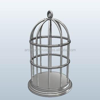 New Design Antique Metal Bird Cage Candle Holder Buy New Design