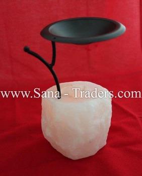 Can Salt Lamps Be Left On Overnight : Himalayan Natural White Rock Salt Aroma Tea Light,With Iron Oil Burner - Buy Snowman Tea Lights ...
