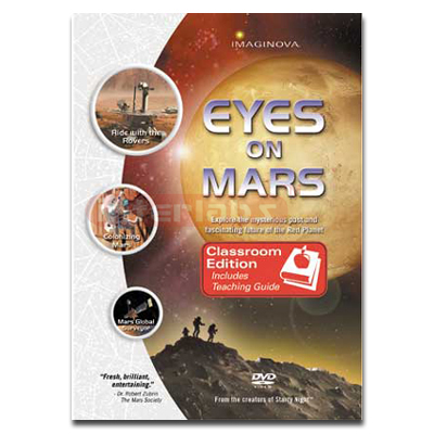 Astronomy Software & DVDs -- Eyes on Mars (LSE)