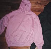 distressed elongated hoodies -Custom design 100% Cotton Urban Clothing Wholesale/Acid Wash Elongated Hoodie/Hip Hop Men Clothing