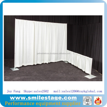 Backdrop Stand Pipe And Drapes For Wedding Or Event Party Rentals - Buy  Backdrop Stand Pipe And Drapes,Drapes For Event Party Rentals,Backdrop Pipe