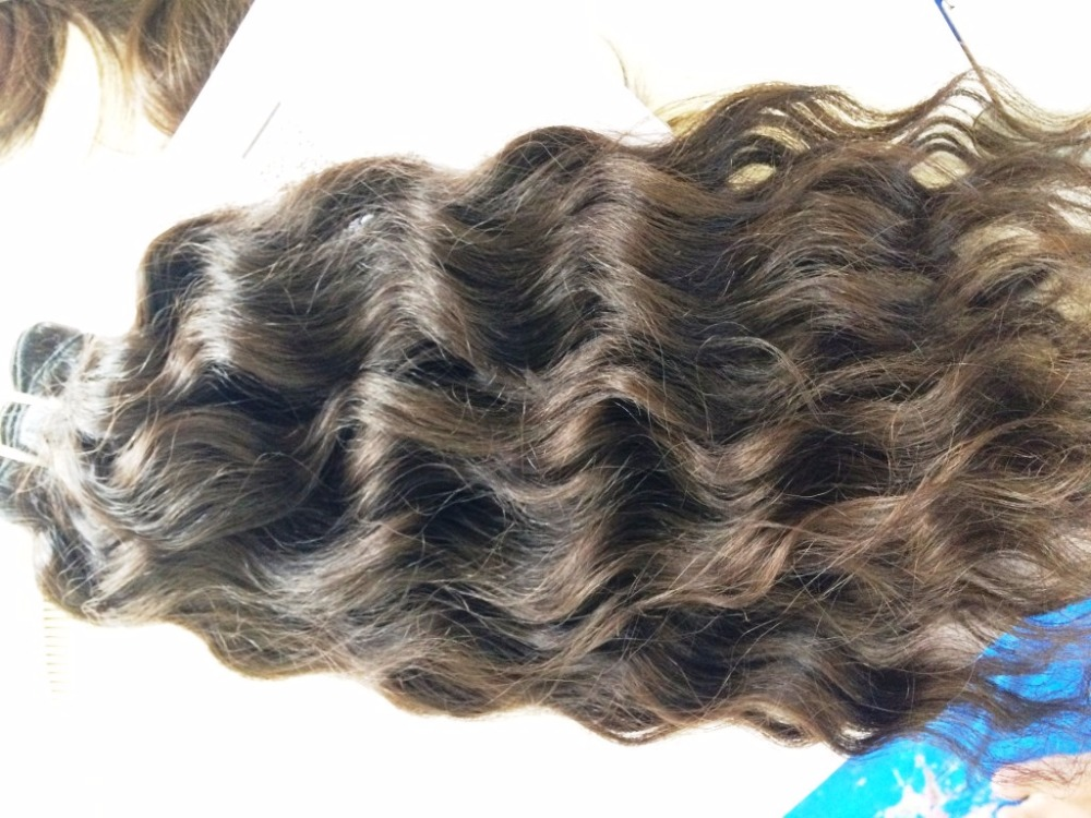 Natural Unprocessed Remy Temple Raw Indian Virgin Human Hair Straight Wavy Curly Directly From India