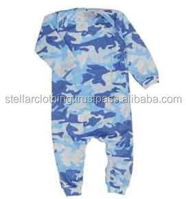 High Quality OEM 100% Cotton Knitted Wholesale Baby Clothes