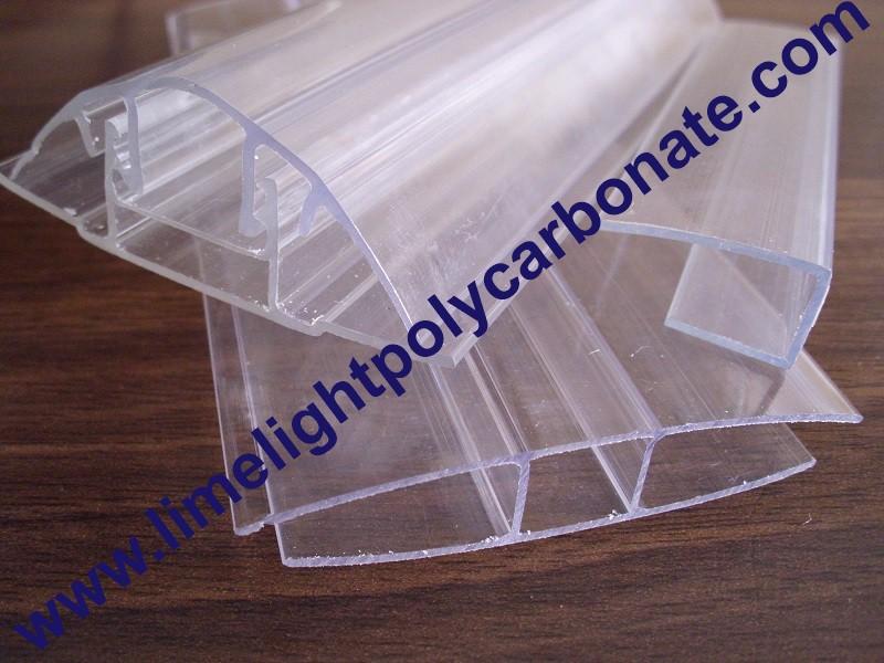 feuille de polycarbonate profil polycarbonate cap et base profil polycarbonate connecteur. Black Bedroom Furniture Sets. Home Design Ideas