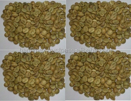 Supplier Arabica And Robusta Green Coffee Beans For Sale New Crop ...