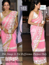 Bollywood Designer Replica Saree / Sari / Shari / indian sari blouse styles / hand work saree designs / saree blouse cutting