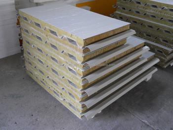 Rock Wool Mineral Wool Sandwich Panels 971 56 7796760