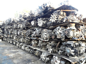 Used Car Engines Directly Imported From An