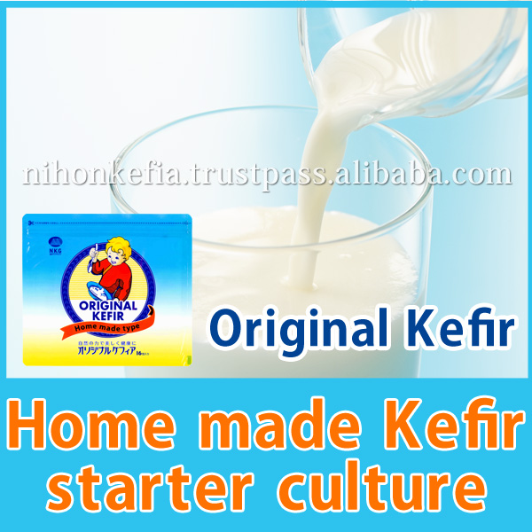 Effective and High quality greek yogurt starter ( kefir starter culture ) for home use , enzyme supplement also here