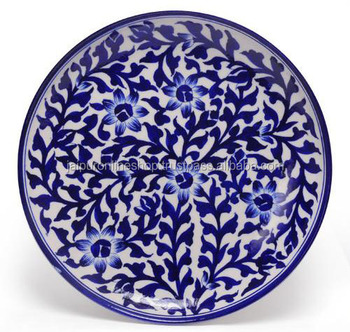 Indian Blue Pottery Dishes / Plates  sc 1 st  Alibaba & Indian Blue Pottery Dishes / Plates - Buy Jaipur Blue Pottery ...