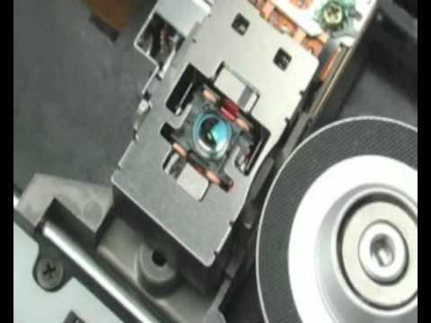 Replace a Laptop DVD / CD Optical Drive Complete Tutorial