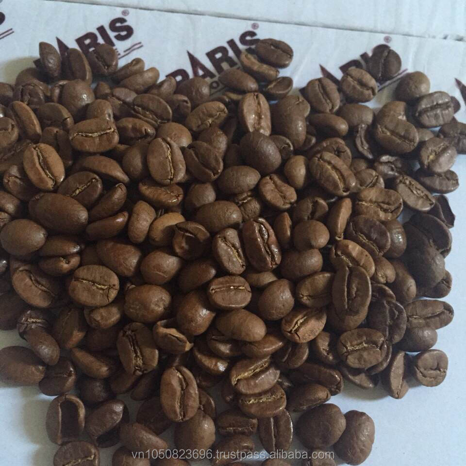 Vietnam Roasted Coffee Beans