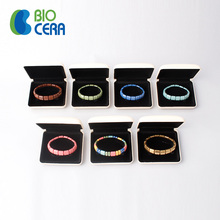 negative ion healthy bracelets adjuvant therapy balance TO bracelets