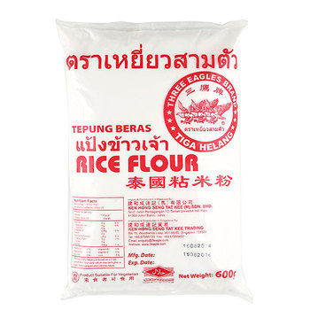 THREE EAGLES BRAND RICE FLOUR