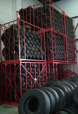 used tires used tyres from Germany 3/4/5/6/7mm A Grade+++ Limado reifen