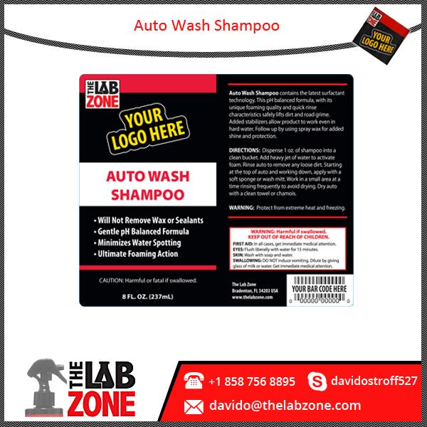 Private Label Best Auto Detailing Supplies