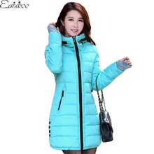 1PC 2016 Winter Jacket Women Cotton Padded Coat Parkas For Women Winter Manteau Femme Casual Fashion BB0008