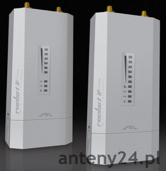 Ubiquiti Rocket M2 Titanium 2 4ghz Basestation Point-to-point (ptp) And  Point-to-multipoint (ptmp) - Buy Ubiquiti Networks Rocket M2 Titanium,Range