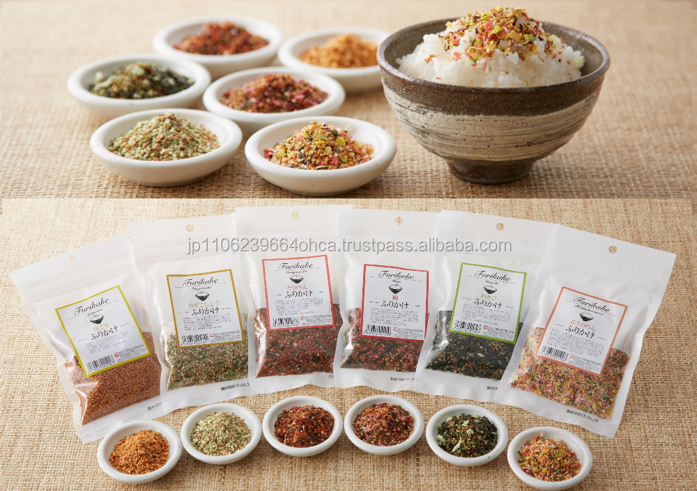 Aromatic and Flavored benny seasoning chicken stock powder furikake at reasonable prices