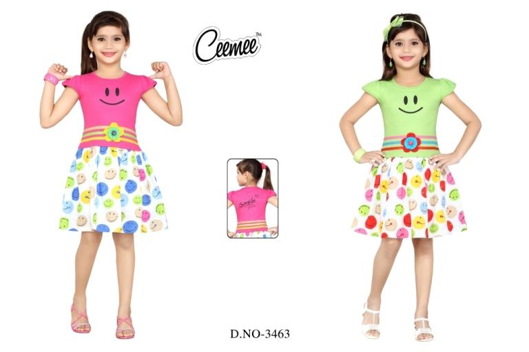 5ebae9136bc7 New Designer Baby Cotton Frocks - Buy Latest Designer Girls Wear ...