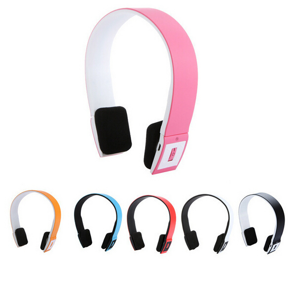 stylish mobile phone bluetooth wireless stereo headphone headset stereo earphone for x1