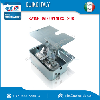 Reliable Quality Durable Swing Gate Opener Kit Available