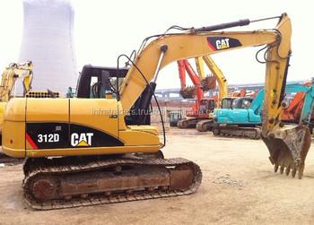 Volvo Excavator Parts,Mini Excavator For Sale,Poclain Excavator,Used Cat  312d Excavator,Used Caterpillar Excavator Cat 312d/312c - Buy Excavator