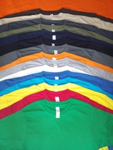 Man's Round Neck S/S Multicolor T-Shirt