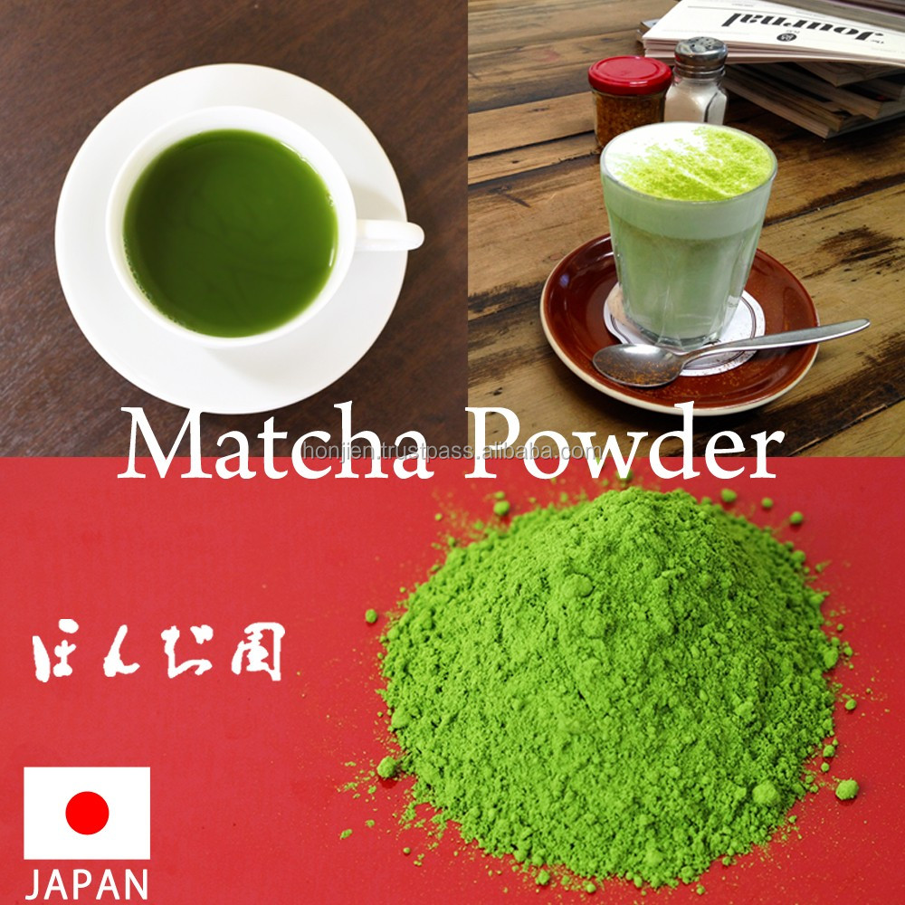 Flavorful healthy matcha for tea buyers available in various grades