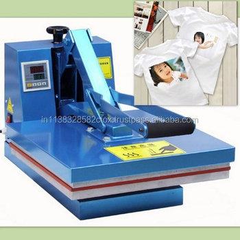 T Shirt Druckmaschine Sublimation Buy Product On Alibaba Com